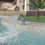 pool-fountain-stainless-steel-64x30x52-cm-silver-vxl-43694-bitpay-gocoin-coinbase