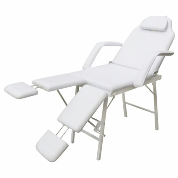 white-treatment-chair-with-ajustable-legrests-vxl-110042-bitpay-gocoin-coinbase