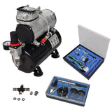 airbrush-compressor-set-with-2-pistols-vxl-140285-bitpay-gocoin-coinbase