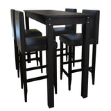 bar-table-with-4-bar-chairs-black-vxl-160725-bitpay-zip-coinbase