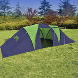camping-tent-fabric-9-persons-blue-and-green-vxl-90412-bitpay-zip-coinbase