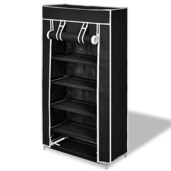 fabric-shoe-cabinet-with-cover-58-x-28-x-106-cm-black-vxl-240503-bitpay-gocoin-coinbase