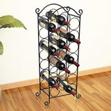 wine-rack-for-21-bottles-metal-vxl-50206-bitpay-zip-coinbase