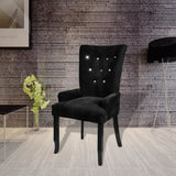 armchair-with-wooden-frame-velvet-black-vxl-240653-bitpay-zip-coinbase