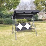 outdoor-hanging-rattan-swing-chair-with-a-canopy-black-vxl-41007-bitpay-zip-coinbase