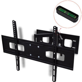 double-armed-tilt-swivel-wall-tv-bracket-3d-600x400mm-37-70-vxl-50318-bitpay-zip-coinbase