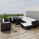 10-piece-garden-lounge-set-with-cushions-poly-rattan-black-vxl-41878-bitpay-zip-coinbase