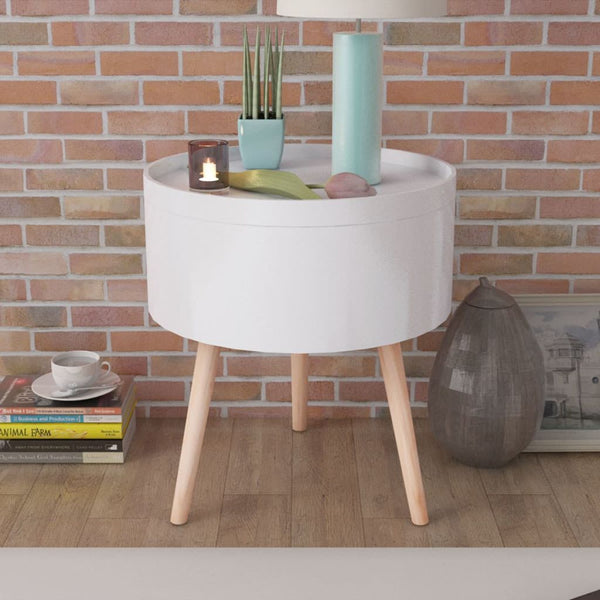 side-table-with-serving-tray-round-39-5x44-5-cm-white-vxl-243402-bitpay-zip-coinbase
