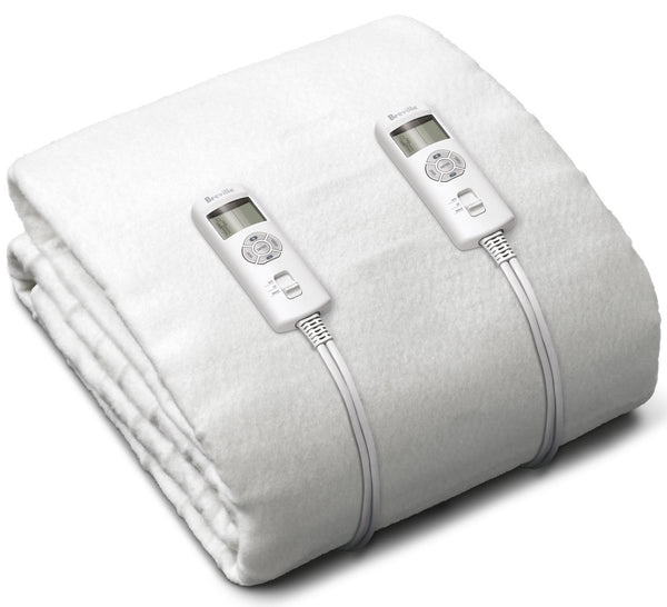 Breville BZB457WHT King Fitted Electric Blanket