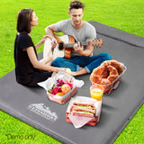 Double-Self-Inflating-Mat-10cm-Grey-CAMP-MAT-SUE-DT-GREY