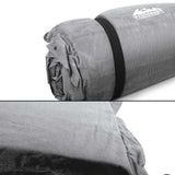 Self Inflating Mattress Single 10cm Grey