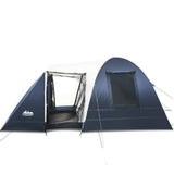8 Person Dome Tent Blue