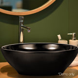 Ceramic-Sink-Round-Black-410-x-340-CB-005-BK