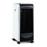 Evaporative Air Cooler and Humidifier Black