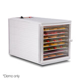 Stainless Steel 10 Tray Food Dehydrator
