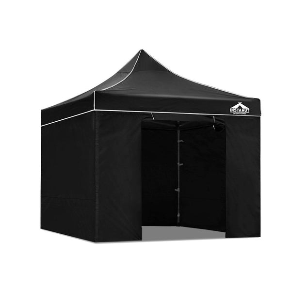 aluminium-pop-up-gazebo-outdoor-folding-marquee-tent-3x3m-black-gazebo-alu-3x3-dx-bk-bitcoin-bitpay-litecoin