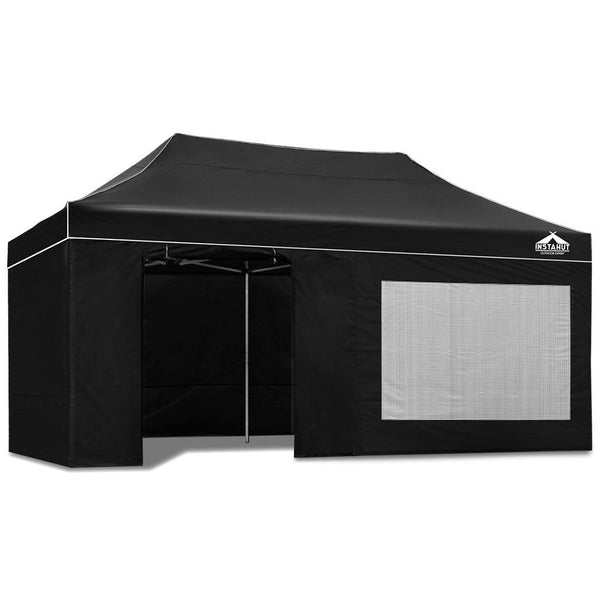 aluminium-pop-up-gazebo-outdoor-folding-marquee-tent-3x6m-black-gazebo-alu-3x6-dx-bk-bitcoin-bitpay-litecoin
