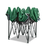 3m x 3m Pop-up Garden Outdoor Gazebo Green