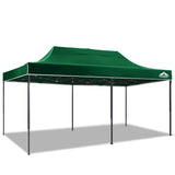 INSTAHUT 3X6M Pop Up Gazebo - Green