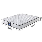 Pocket Spring High Density Foam Mattress Double