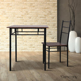 Industrial-Dining-Table-and-Chairs-Set-Walnut-and-Black-MET-DESK-356-WN
