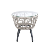 Outdoor-Patio-Chair-and-Table---Grey-ODF-BISTRO-ROUND-GE-bitcoin-bitpay-litecoin