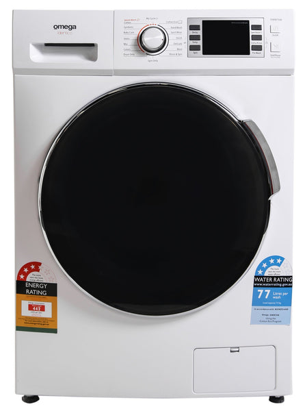 Omega OWM75W 7.5 kg Front Load Washing Machine