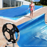 Stainless-Steel-Frame-w/-Aluminium-Pool-Roller-PC-ROLLER-55