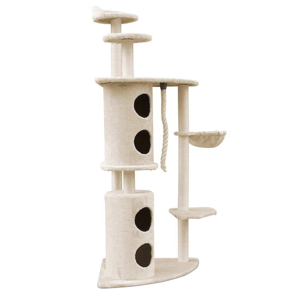 Cat Scratch Tree 170CM Beige