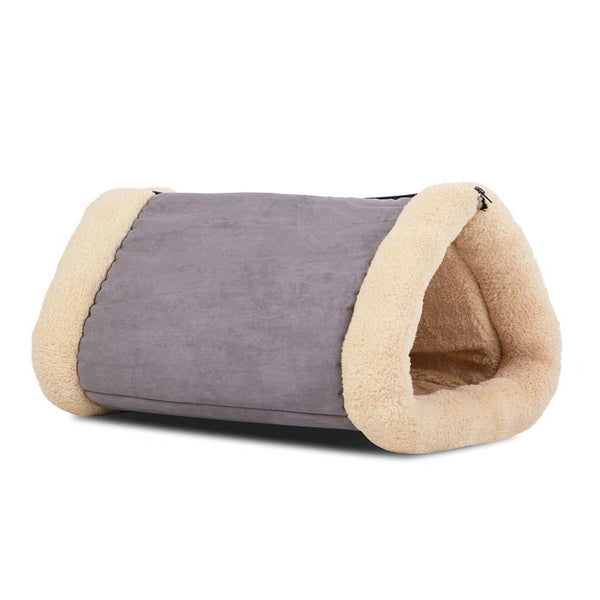 Faux Suede Pet Bed