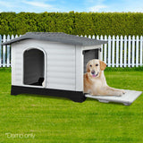 Grey-Dog-Kennel-PET-DH-P424-GR