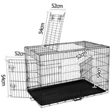 Foldable Pet Crate 48Inch