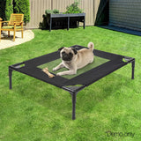 Pet-Trampoline-Bed---Medium-PET-PB-M-BK