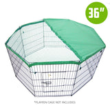 36-cover-for-playpen-green-nxm-pet-ppcv36-gn-bitcoin-bitpay-litecoin