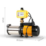 2000W  7200L/H Flow Rate Pressure Pump