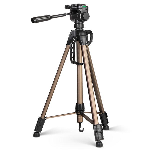 Dual Bubble Level Camera Tripod 160cm