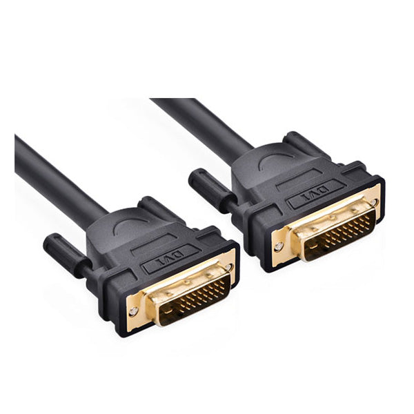 UGREEN DVI (24+1) Male to Male Cable - 3M 11607