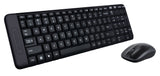920-003235: Logitech MK220 Wireless keyboard mouse