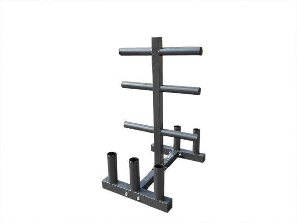 Olympic Weight Tree Bar Rack Holder Storage