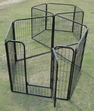10-x-1200-Tall-Panel-Pet-Exercise-Pen-Enclosure-V63-775215