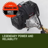 Baumr-AG 65cc 7in1 Petrol Brush Cutter - BCX720