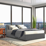 Queen-Gas-Lift-Fabric-Bed-Frame-Grey-BFRAME-E-NINO-Q-GY-AB