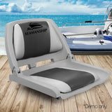 Swivel-Folding-Marine-Boat-Seat-Grey-Charcoal-BS-86101-GC