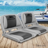 Set-of-2-Swivel-Folding-Marine-Boat-Seats-Grey-Charcoal-BS-86101-GC-FC2