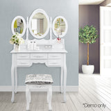 7-Drawer-Dressing-Table-w/-Mirror-White-DRESS-TAB-7D-AB