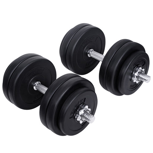 Everfit Home Gym Fitness 30kg Dumbbell Set