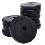 35kg Fitness Gym Exercise Dumbbell Set