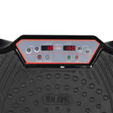 1000W Vibrating Plate Exercise Platform - Black