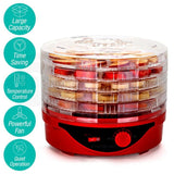 red-5-trays-electric-food-dehydrator-myt-idcdhdeuca5rd-bitcoin-bitpay-litecoin