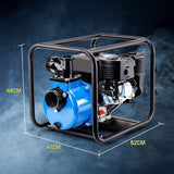 "3""-High-Flow-Petrol-Water-Pump---PRP-03F-EDS-PMPPTLPROB03F-afterpay-zippay-oxipay"